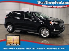 2019 Ford Edge SEL AWD W/ Navigation, R.Start, B-up Camera and Ht SUV