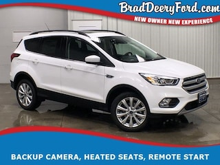 2019 Ford Escape SEL W/ Navigation, Moonroof, R.start, B-up Camera SUV