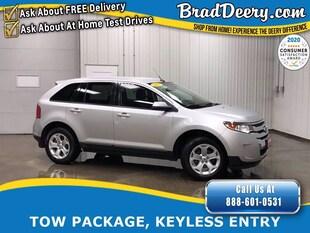 2013 Ford Edge SEL AWD - Local Trade w/ Sos-Post Crash Alert Syst SUV
