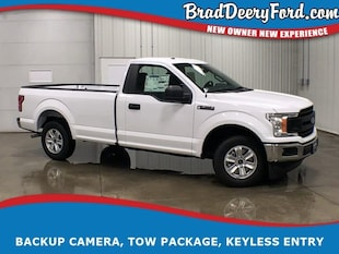2019 Ford F-150 XL Reg Cab W/ Back-up Camera, Tow Package and Keyl Truck Regular Cab