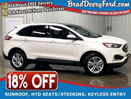 2020 Ford Edge SEL AWD w/ Sunroof, Heated Seats, Keyless Entry SUV
