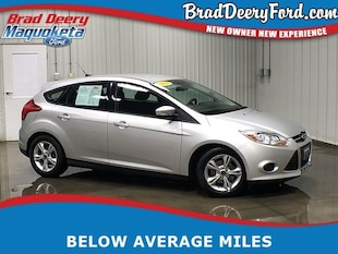 2014 Ford Focus SE w/ Sync, USB AUX Hatchback