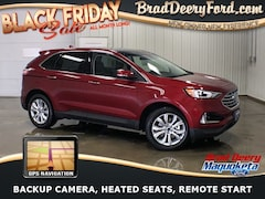 2019 Ford Edge Titanium AWD W/ Navigation, R.Start, B-up Camera a SUV