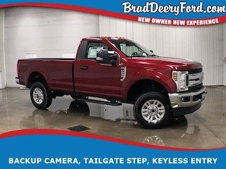 2019 Ford F-250 XLT Reg Cab 4X4 W/ Remote Start, Back-up Camera an Truck Regular Cab