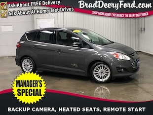 2015 Ford C-Max Energi SEL W/ Navigation,Htd Leather, & R.Start Hatchback