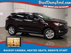 2019 Ford Edge SEL AWD, Navigation,  Heated Seats, Remote Start, SUV