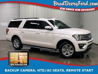 2019 Ford Expedition Max XLT 4X4 w/ Moonroof, Navigation, R. Start, Htd Sea SUV