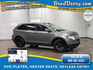 2009 Ford Edge Limited w/ Dual Blu-Ray, Sunroof, Navigation & Hea SUV