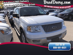 2006 Ford Expedition Eddie Bauer 4X4** HEATED/COOLED LEATHER SEATS ** W SUV