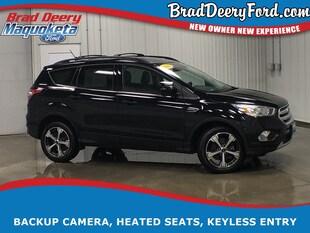2018 Ford Escape SEL 4X4 SUV