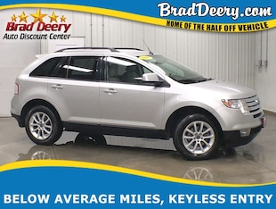 2009 Ford Edge SEL w/ Rear Park Assist & Keyless Keypad SUV