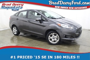 2015 Ford Fiesta SE w/ SYNC, USB AUX Sedan