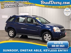 2009 Chevrolet Equinox LS w/ No Accidents, Sirius, Onstar, Ride Handling