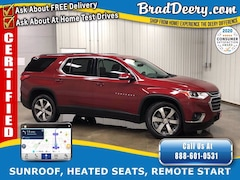 2019 Chevrolet Traverse 3LT Leather AWD **GM CERTIFIED** - ** WIFI EQUIPPE