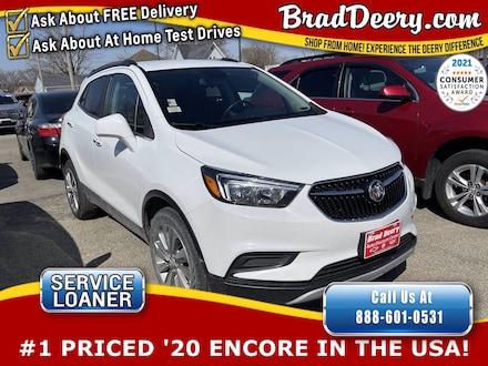 2020 Buick Encore Preferred w/ No Accidents, Push Button Start & Bac