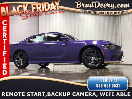 2019 Dodge Charger GT  **DODGE CERTIFIED** - ** PLUM PEARL ** w/ Func
