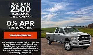 2021 Ram 2500 Tradesman Crew Cab 4X4