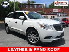 Used 2017 Buick Enclave Leather SUV 5GAKVBKD9HJ242055 23547 serving Frederick MD