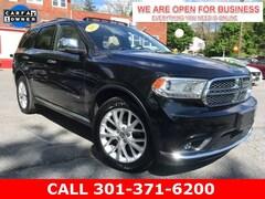 Used 2015 Dodge Durango Citadel SUV 1C4RDJEG6FC177702 23478 For Sale in Braddock Heights, MD