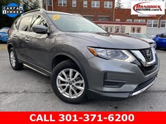 Used 2019 Nissan Rogue SV SUV KNMAT2MT7KP504826 22829 serving Frederick MD
