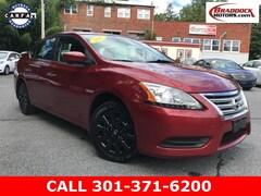 Used 2015 Nissan Sentra SV Sedan For Sale in Braddock Heights, MD