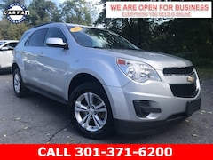Used 2013 Chevrolet Equinox 1LT SUV 2GNALDEK5D1149566 23155A For Sale in Braddock Heights, MD