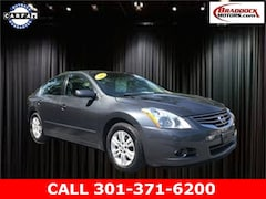 Used 2011 Nissan Altima 2.5 S Sedan 1N4AL2AP6BN466191 22420 serving Frederick MD