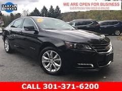 Used 2020 Chevrolet Impala LT Sedan 2G11Z5S37L9103787 23252 serving Frederick MD