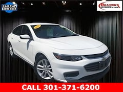 Used 2018 Chevrolet Malibu LT Sedan 1G1ZD5ST3JF151325 22487 serving Frederick MD
