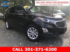 Used 2020 Chevrolet Equinox LT w/1LT SUV 3GNAXUEV1LL114275 23251 For Sale in Braddock Heights, MD