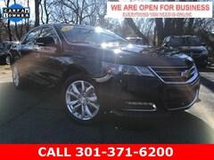 Used 2020 Chevrolet Impala LT Sedan 2G11Z5S36L9103912 23313 serving Frederick MD