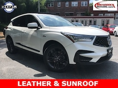 Used 2019 Acura RDX A-Spec Package SUV 5J8TC2H63KL004667 23550 serving Frederick MD