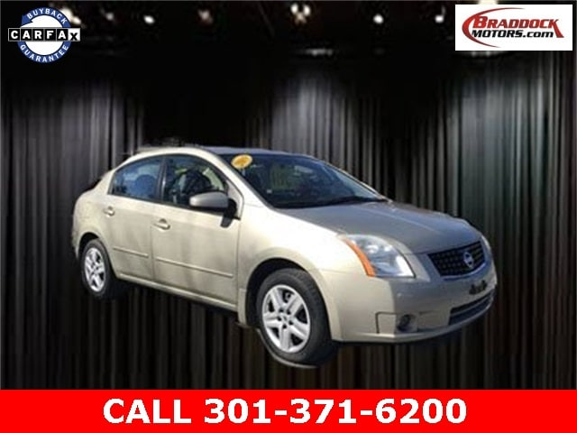 used 2009 nissan sentra for sale at braddock motors | vin