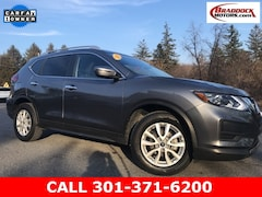 Used 2019 Nissan Rogue SV SUV KNMAT2MTXKP500897 22778 serving Frederick MD