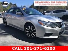Used 2018 Nissan Altima 2.5 SV Sedan 1N4AL3AP3JC266417 22969 For Sale Near Braddock Heights, MD