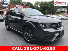 Used 2016 Dodge Journey Crossroad SUV 3C4PDDGGXGT117370 23558 For Sale in Braddock Heights, MD