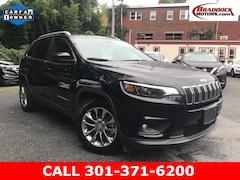 Used 2019 Jeep Cherokee Latitude Plus FWD SUV 1C4PJLLB4KD187006 22563 serving Frederick MD