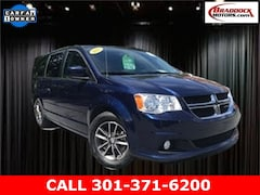 Used 2017 Dodge Grand Caravan SXT Van 2C4RDGCG9HR731556 22424 serving Frederick MD
