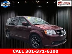 Used 2017 Dodge Grand Caravan SXT Van 2C4RDGCG4HR858263 22362 serving Frederick MD
