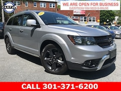 Used 2018 Dodge Journey Crossroad SUV 3C4PDCGG3JT378566 23500 For Sale in Braddock Heights, MD