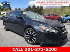 Used 2018 Nissan Altima 2.5 SV Sedan 1N4AL3AP7JC283768 22964 For Sale Near Braddock Heights, MD