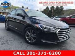 Used 2018 Hyundai Elantra SEL Sedan For Sale in Braddock Heights, MD