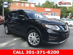 Used 2017 Nissan Rogue S SUV For Sale in Braddock Heights, MD