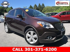 Used 2016 Buick Encore Convenience SUV KL4CJBSB2GB580512 23530 serving Frederick MD