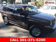 Used 2014 Jeep Patriot Sport FWD SUV 1C4NJPBAXED690521 22504A serving Frederick MD