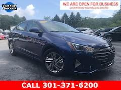 Used 2019 Hyundai Elantra SEL Sedan 5NPD84LF3KH409536 23158 For Sale in Braddock Heights, MD