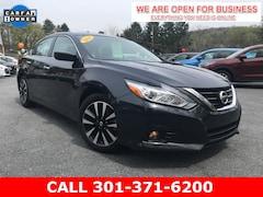 Used 2018 Nissan Altima 2.5 SV Sedan 1N4AL3AP3JC260200 22965 For Sale Near Braddock Heights, MD
