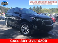 Used 2020 Chevrolet Equinox LT w/1LT SUV 2GNAXKEV2L6140506 23196 serving Frederick MD
