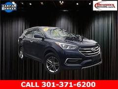 Used 2017 Hyundai Santa Fe Sport 2.4L SUV 5XYZT3LB1HG499099 22240 serving Frederick MD