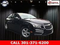 2016 Chevrolet Cruze Limited Sedan